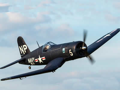 Dynam F4U Corsair 1270mm (50 inch) Wingspan PNP RC Airplane